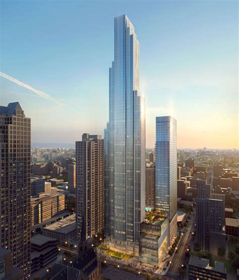 Construction: One Chicago Square scores first building