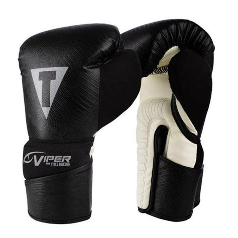 Viper Title Boxing Boxing Gloves   The Fight Factory