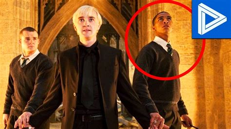 10 Things You Missed In Harry Potter! - YouTube