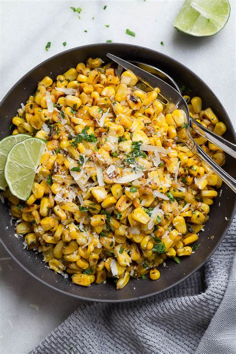 Grilled Corn Recipe with Garlic and Parmesan Cheese – How