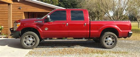 2015 F250 / Leveling Kit - Ford Truck Enthusiasts Forums