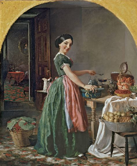 19th century American Paintings: Lilly Martin Spencer