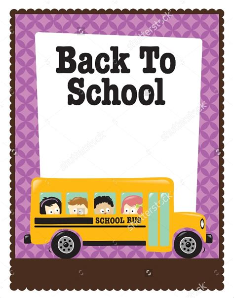 31+ Back to School Flyer Templates - AI, Pages, PSD, Word