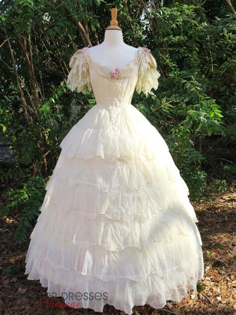 White Southern Belle Gown - Wedding Dress - Quinceanera