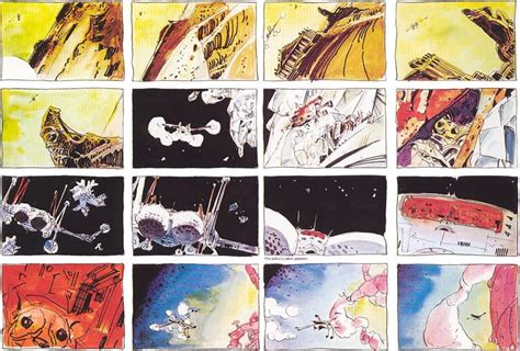 Moebius' Storyboards & Concept Art for Jodorowsky's Dune