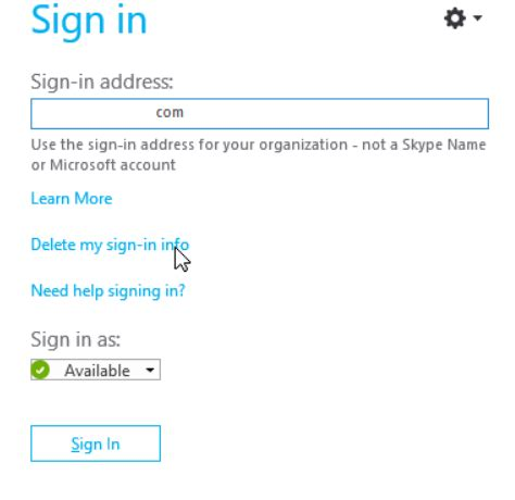 Can't Log Into Skype for Business? Fix Connection Problems