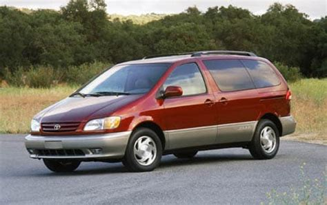 Used 2003 Toyota Sienna Pricing - For Sale | Edmunds