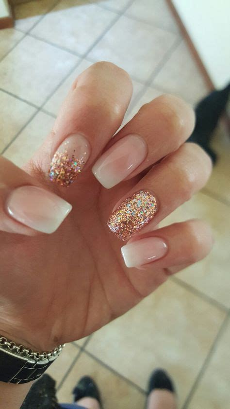 40 Best Photos of Nude Ombre Nails for 2021 | NAILSPIRATION