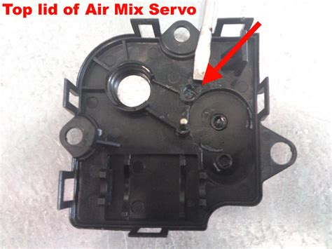 Air mix problems with heater - Toyota Nation Forum