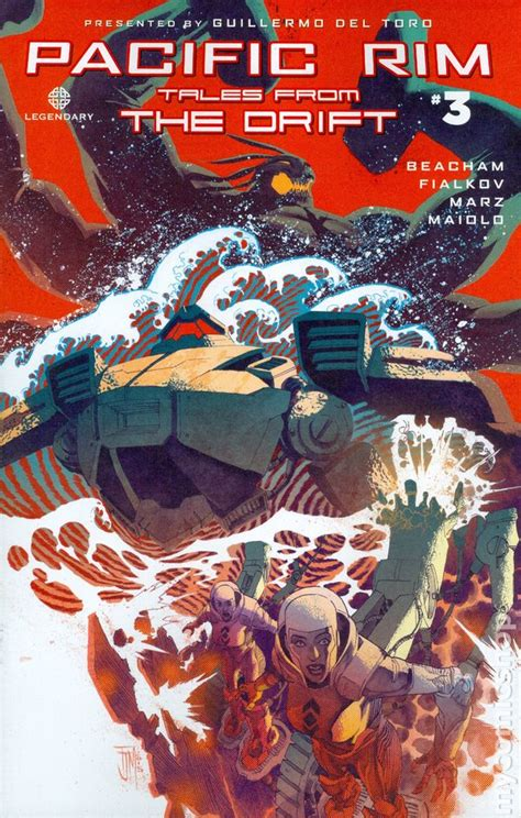 Pacific Rim Tales from the Drift (2015) comic books