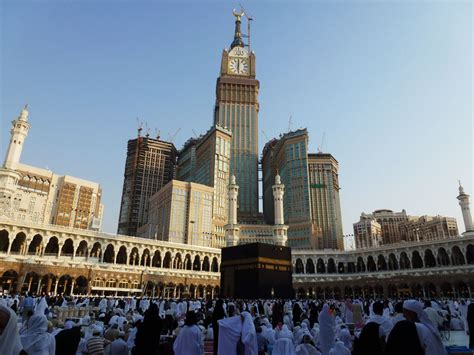 10 Facts About The Makkah Royal Clock Tower That You