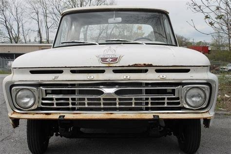 1963 Ford F100 Short Bed Pickup SWB f-100 302 SBF Small