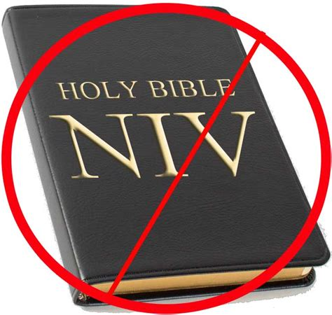 Review: New International Version Bible: avoid