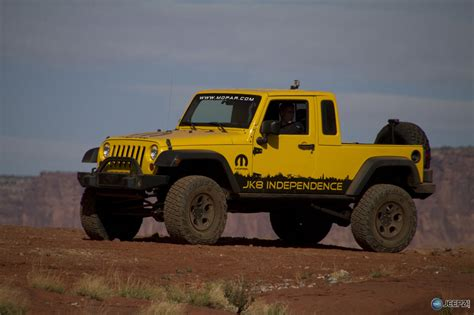 Jeep announces new Wrangler Unlimited Pickup