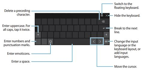 How to use onscreen keyboard in PC mode | Samsung Support