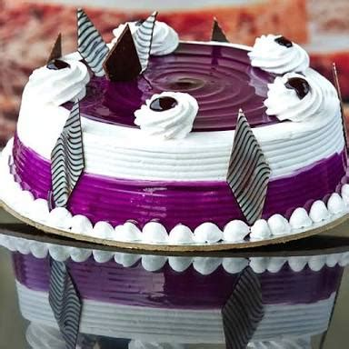 EGGLESS Black Currant Cake - Cake Connection  Online Cake