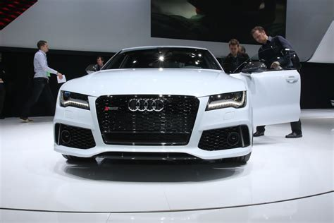 New Audi RS7 Roars to the States Priced from $104,900