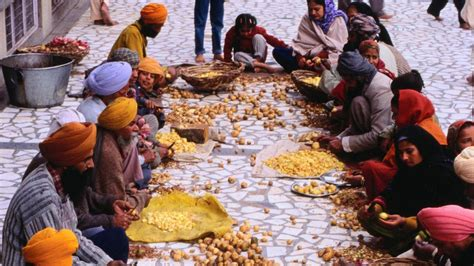 What Foods Do Sikhs Not Eat?   Reference
