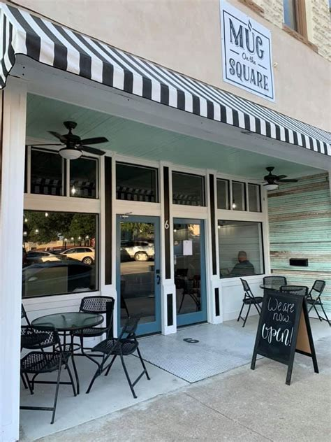 Historic Downtown Cleburne Dining