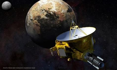 New Horizons spacecraft to complete historic Pluto flyby
