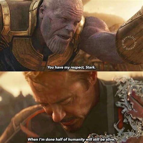 Is Thanos really a bad guy? I still can't see how he is