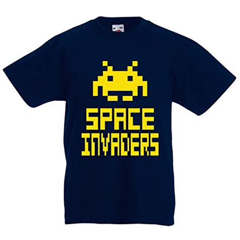 Space Invaders T-shirts - simplyeighties