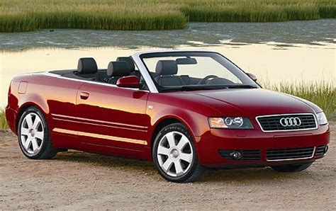 Used 2006 Audi A4 Convertible Pricing - For Sale | Edmunds