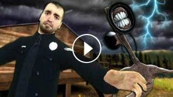 SIREN HEAD Ruined Our Vacation in Gmod! - Garry's Mod