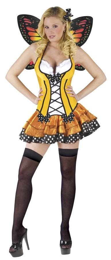 Spring Butterfly Adult Women's Costume | Costumes