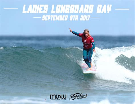 Magicseaweed Confirmed As Supporter For Ladies Longboard