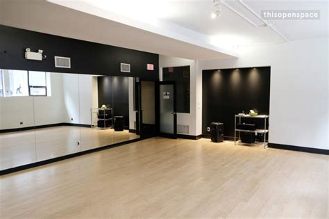 thisopenspace | Natural Light Dance Studio in Downtown