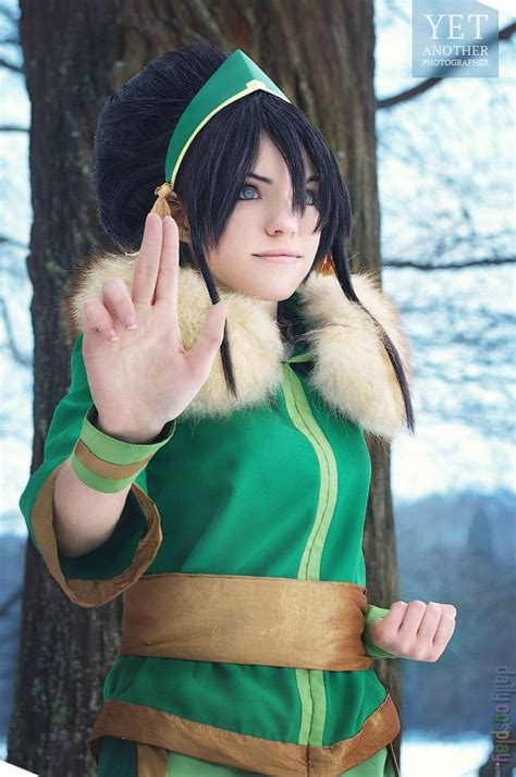 TophWei as Toph Beifong from Avatar: The Last Airbender