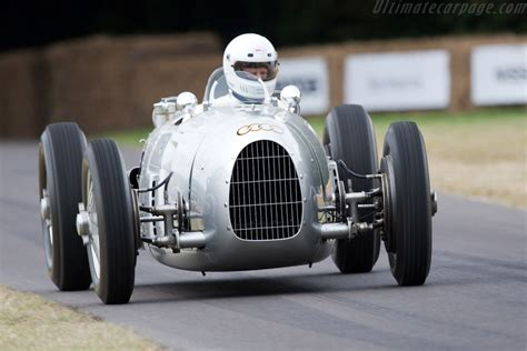 1934 Auto Union Type A - Images, Specifications and