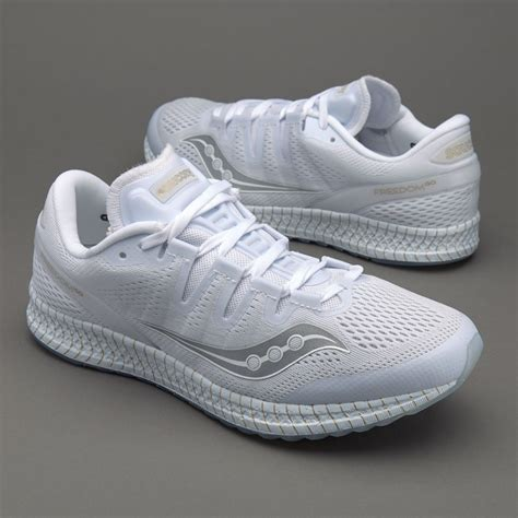 Saucony Freedom ISO - White - Mens Shoes - S20355-11RUN