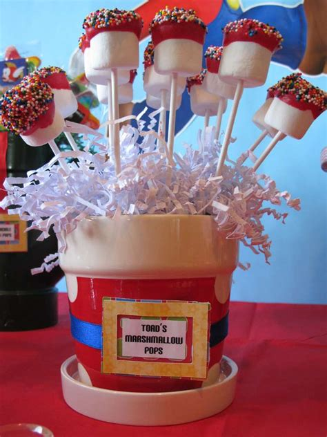 Super Mario Brothers Birthday Party Ideas | Photo 1 of 14