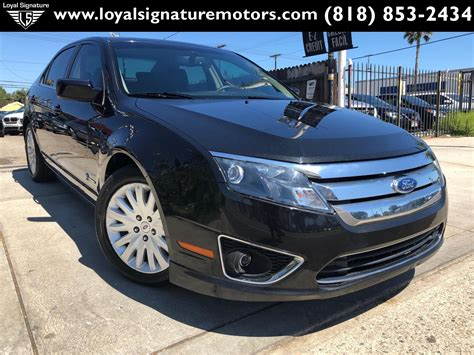 Used 2010 Ford Fusion Hybrid For Sale ($7,995)   Loyal