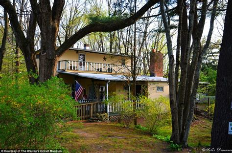 Inside the house of horrors that inspired The Conjuring