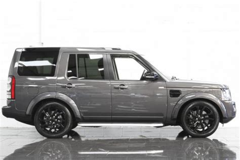2016 Land Rover Discovery 3