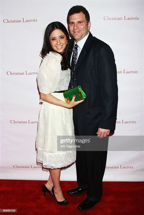 Shena Falic and Jerome Falic attend the opening of the