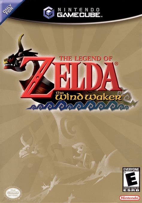 The Legend of Zelda: The Wind Waker (2002) - MobyGames