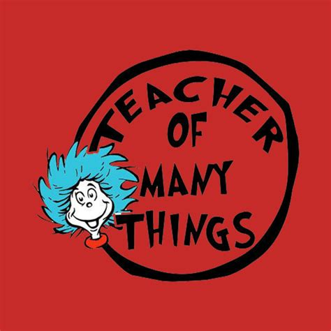 Library of teacher of all things dr seuss clip art royalty