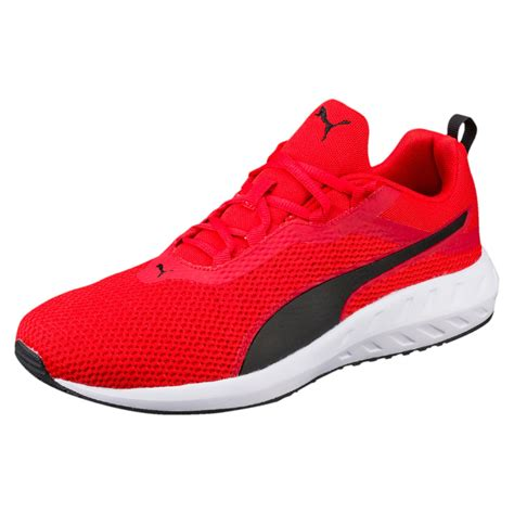 PUMA Rubber Flare 2 Men's Running Shoes in Red for Men - Lyst