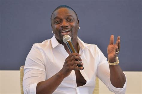 Akon reveals the top African musicians he signed to his