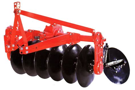 1LYQ Rotary-driven Disc Plough from China manufacturer