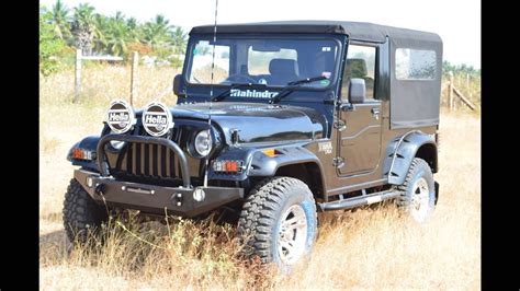 Thar Crde modified on jeepclinic - YouTube