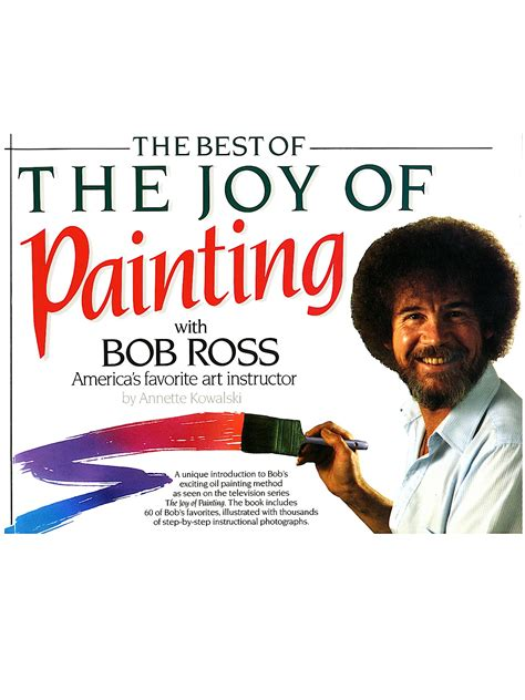 Bob Ross Best Of The Joy Of Painting