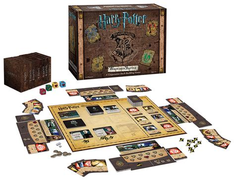 You're a Wizard Now With the Harry Potter Deck-Building