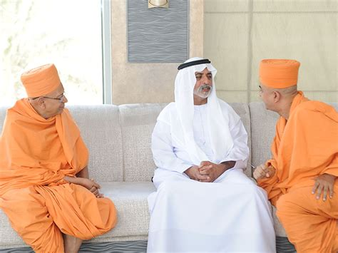 Satsang Tour by BAPS Sadhus, Africa & Middle East