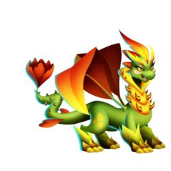 Nature Dragon Information in Dragon City