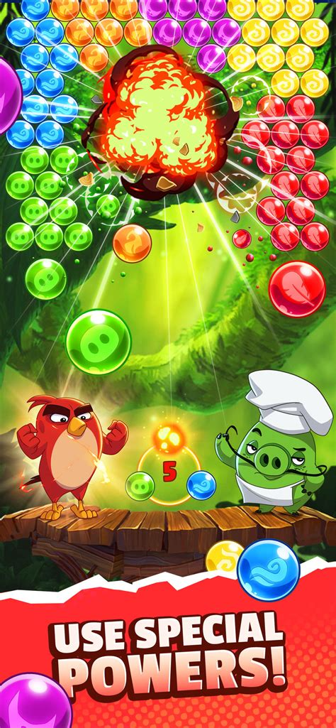 Angry Birds POP 2 for iOS - Free download and software